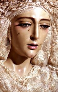 Virgen de la Divina gracia de Padre pio